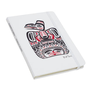 Hardcover Journal by Bill Reid, Haida