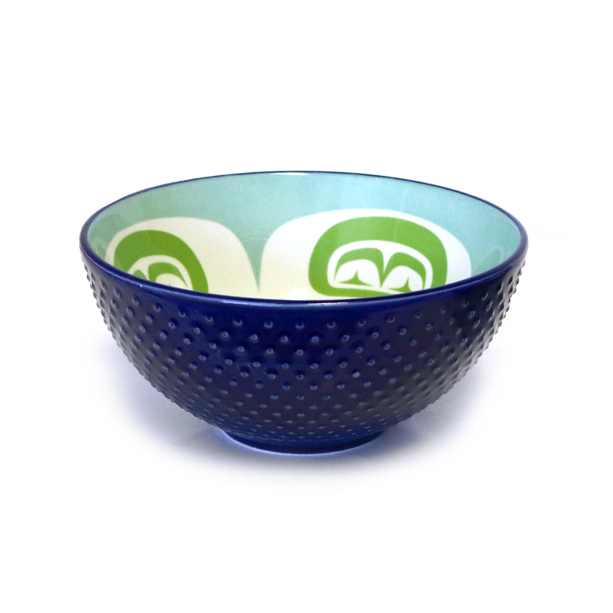 Moon - Large Porcelain Art Bowl