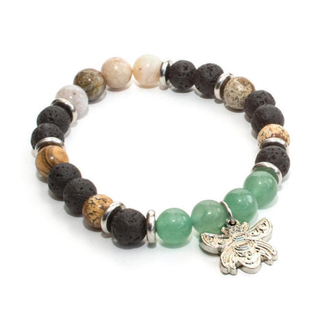 Green Aventurine Healing Bracelets by Various Artists
