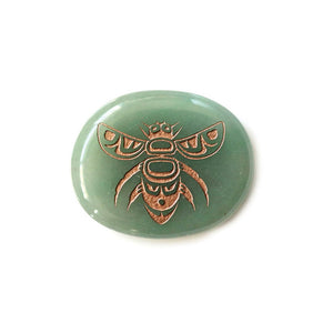 Green Aventurine Spirit Stones by Various Artists