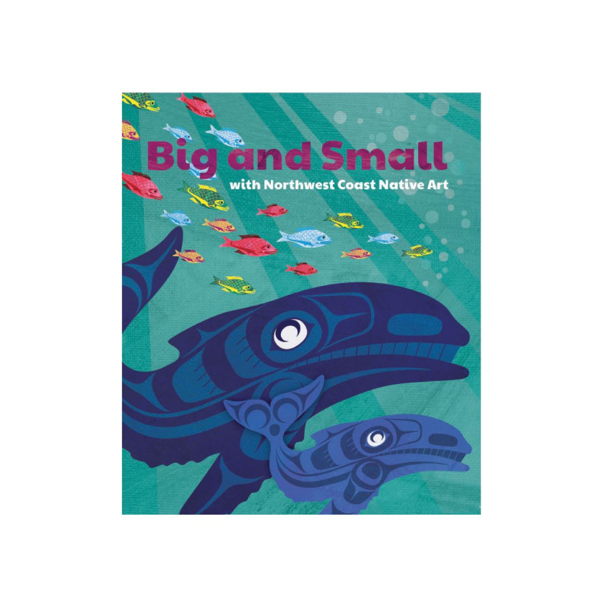 Big and Small - Children's Board Book