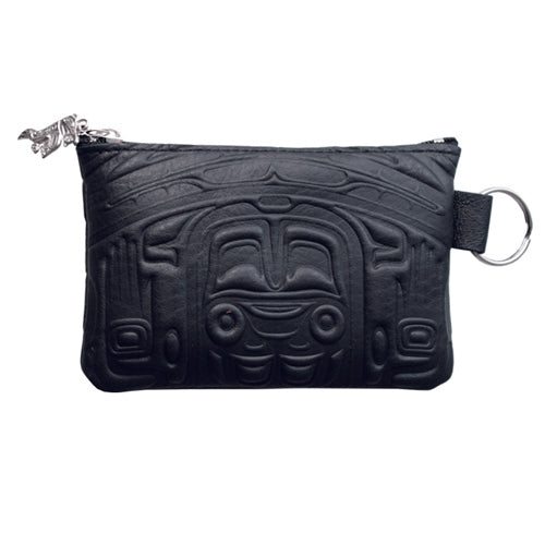 Deerskin Coin Purses by Clifton Fred, Tlingit
