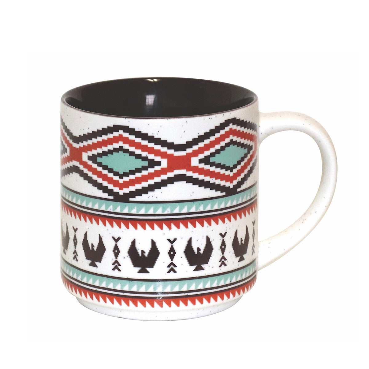 Ceramic Mug by Leila Stogan, Musqueam