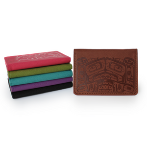 Card Wallets by Allan Weir, Haida