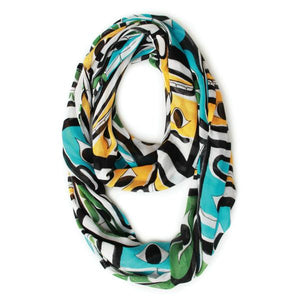 Chilkat - Bamboo Circle Scarf