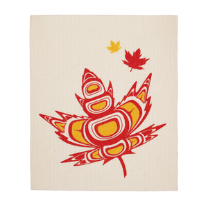 Eco Cloth by Paul Windsor, Haisla/Heiltsuk