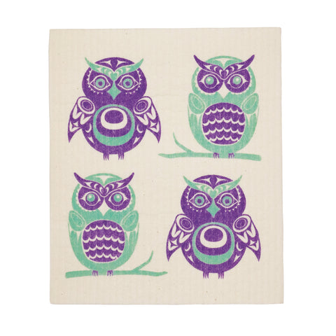 Owls - Eco Cloth