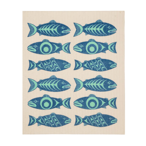 Eco Cloth by Simone Diamond, Coast Salish