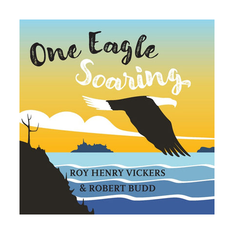 One Eagle Soaring - Board Book