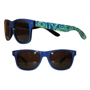 Eagle & Whale - Glossy Sunglasses