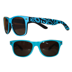 Whale - Glossy Sunglasses