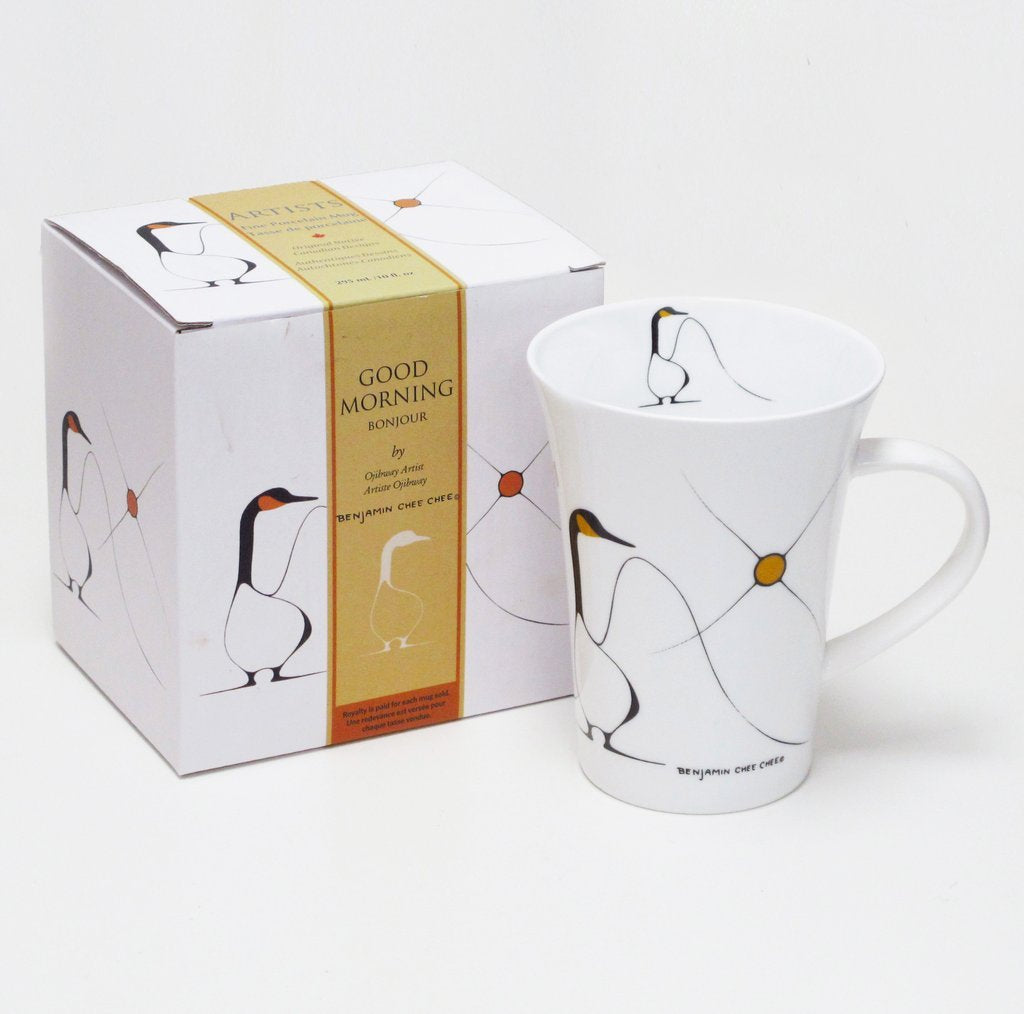 Good Morning - Fine Porcelain Mug