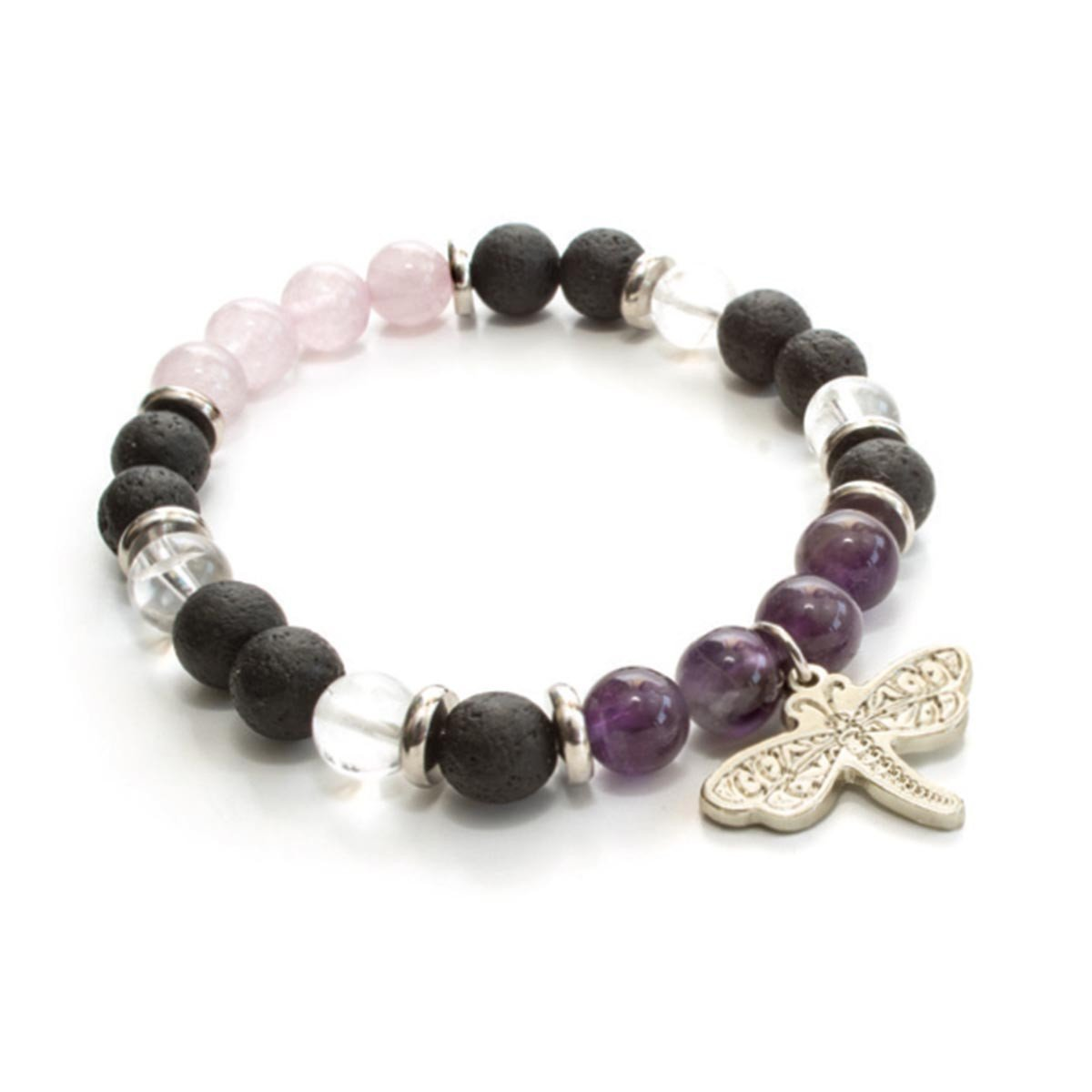 Amethyst Healing Bracelets by Various Artists