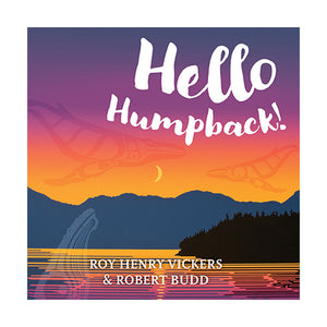 Hello Humpback - Board Book