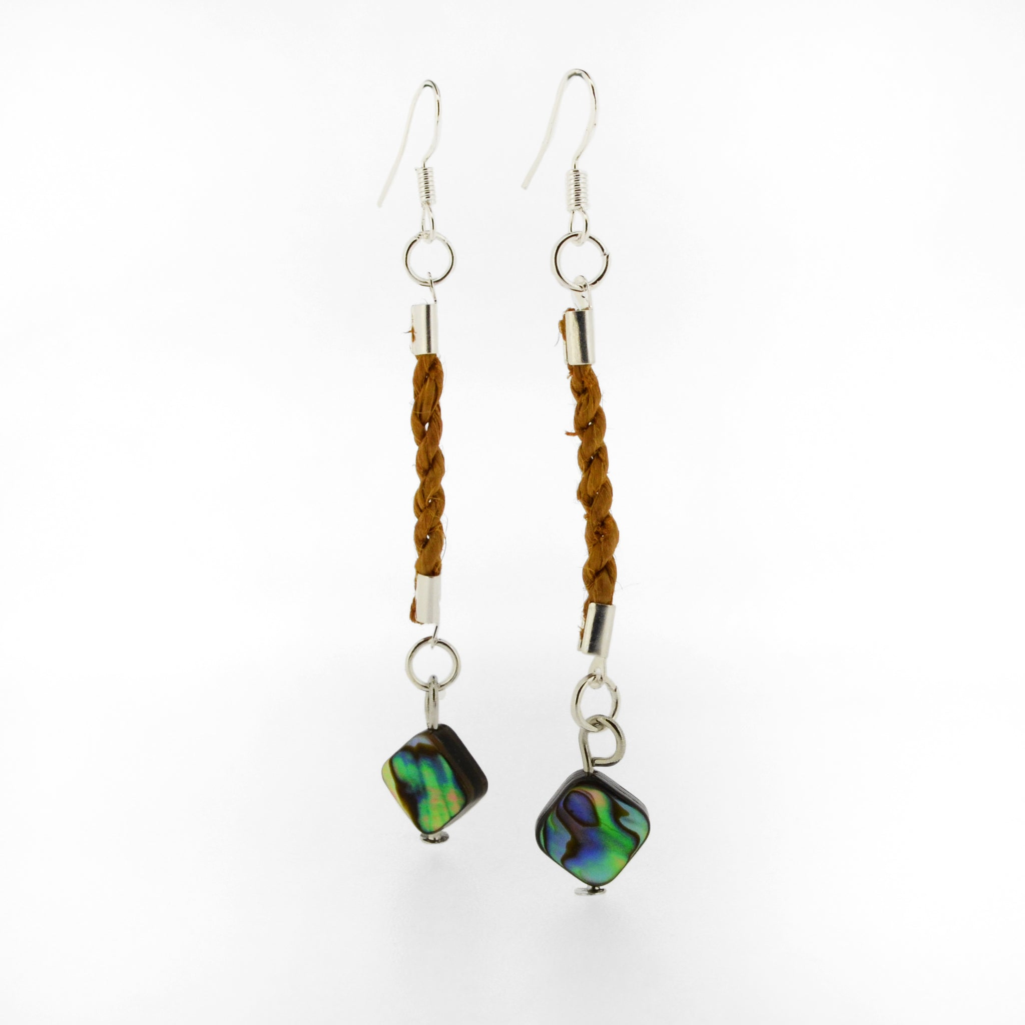 Single Bilaa Earrings by Jaimie Davis, Gitx̱san/Nisga'a