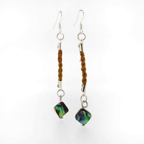Single Bilaa Earrings by Jaimie Davis, Gitxsan
