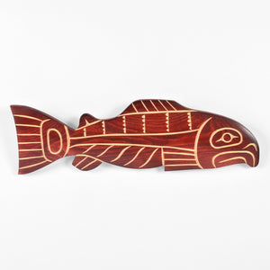 Salmon Plaque