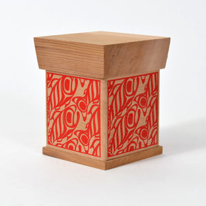 Salmon Bentwood Box