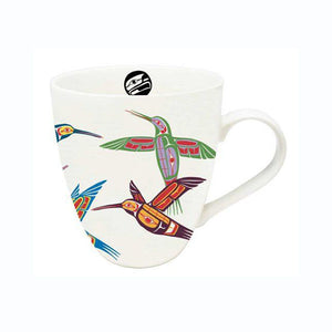 Fine China Artist Mug by Ben Houstie, Heiltsuk