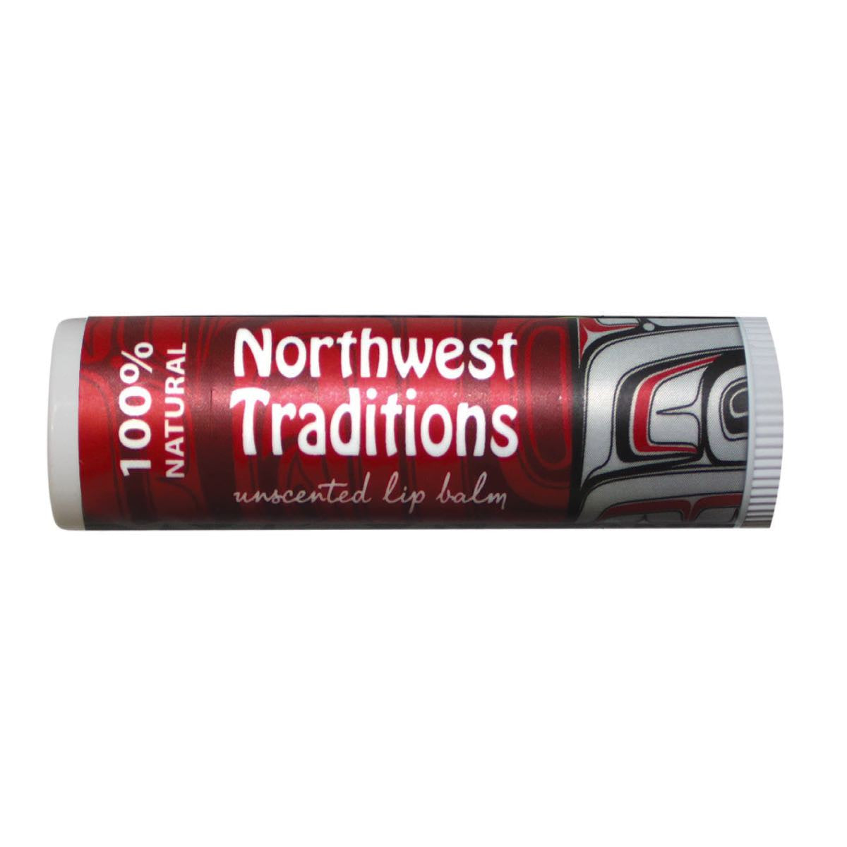 Northwest Traditions Lip Balm by Morgan Green, Tsimshain
