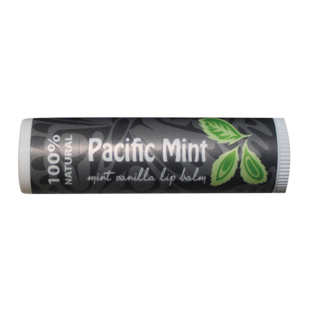 Pacific Vanilla and Mint Lip Balm by Paul Windsor, Haisla/Heiltsuk