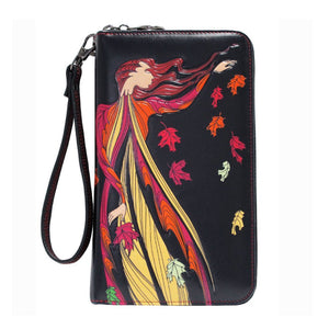 Leaf Dancer - Travel Wallet