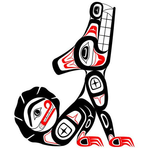 Limited Edition Giclee Print by Mitch Adams, Haida