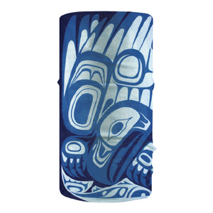 Multifunctional Headwear by Paul Windsor, Haisla/Heiltsuk