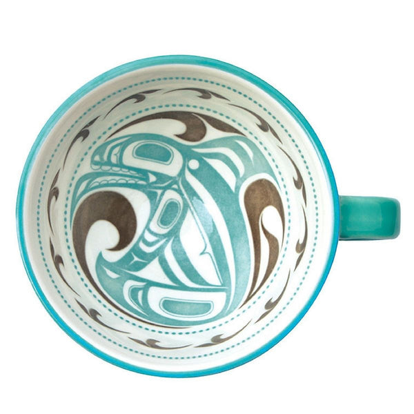 Killerwhale - Porcelain Art Mug