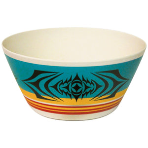 Salish Sunset - Big Bamboo Bowl