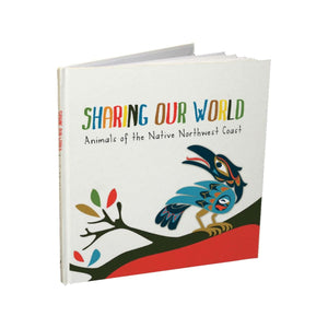 Sharing Our World - Children's Hardcover Book