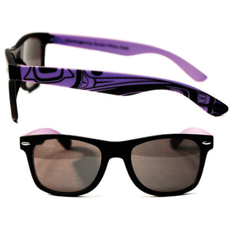 Hummingbird - Matte Sunglasses