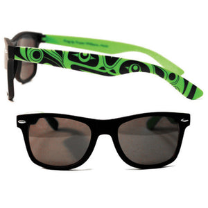 Sunglasses Green/Black