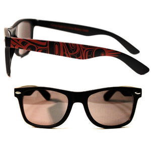 Flying Eagle - Matte Sunglasses