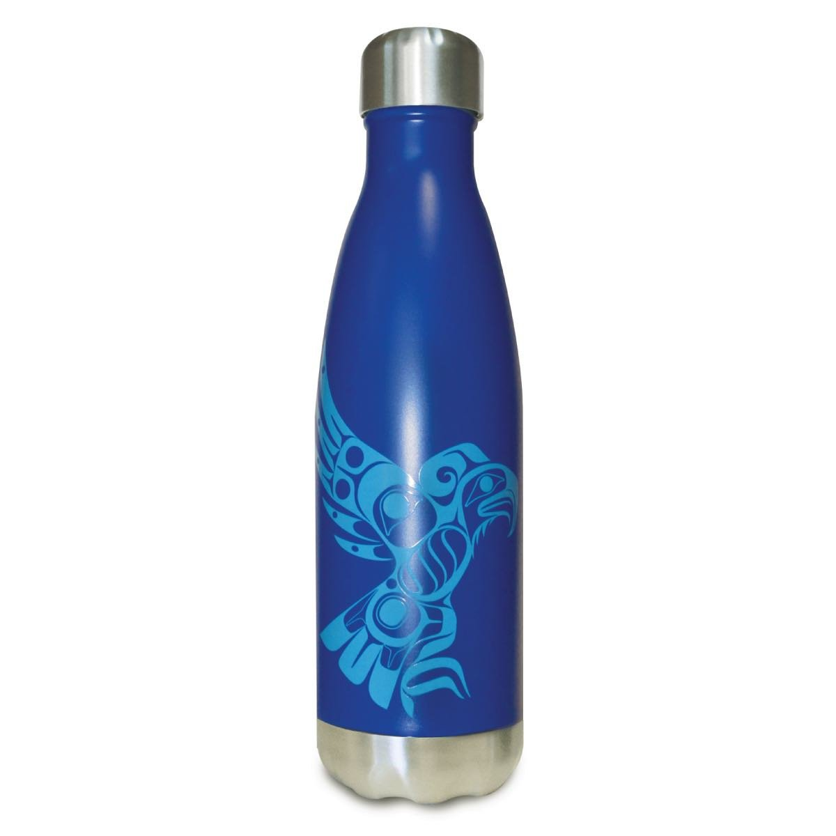 Insulated Stainless Steel Bottle by Allan Weir, Haida