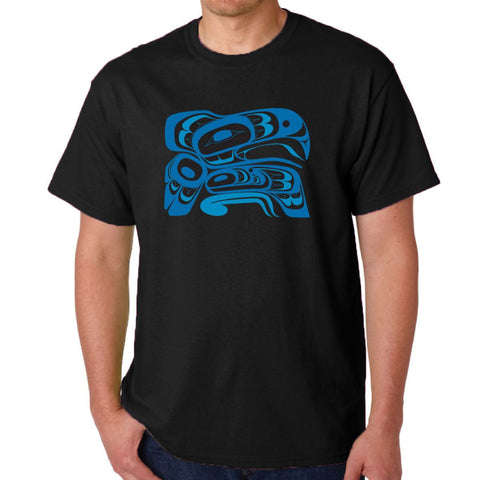 Unisex T-Shirt by Terry Starr, Tsimshian