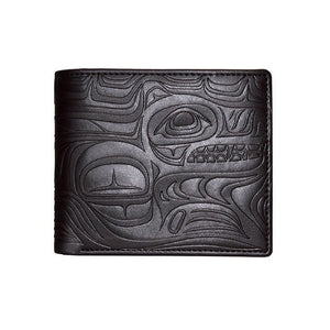 Spirit Wolf - Embossed Wallet