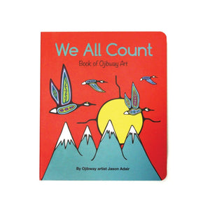 We All Count - Children's Board Book
