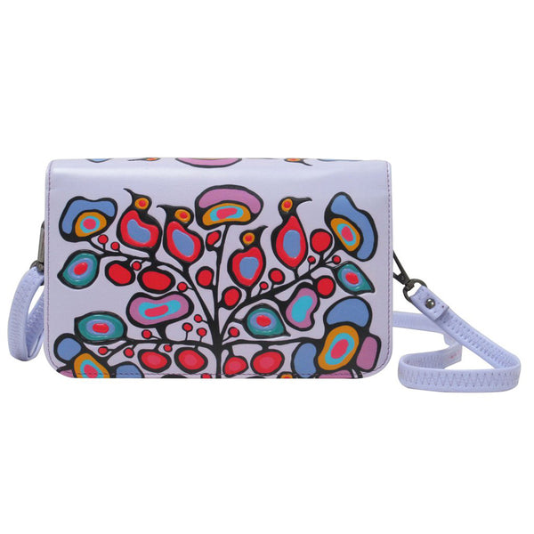 Woodland Floral - Crossbody Purse
