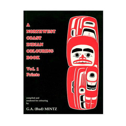 Northwest Coast Colouring Book