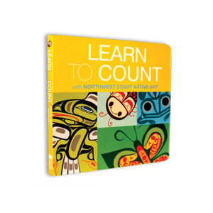 Learn to Count - Children's Board Book
