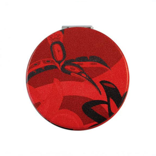 Compact Mirror by Andrew Williams, Haida