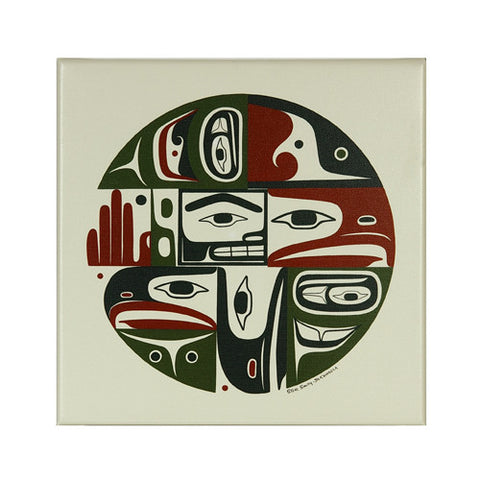 Giclee Canvas Print by Steve Smith, Kwakwaka'wakw/Oweekeno