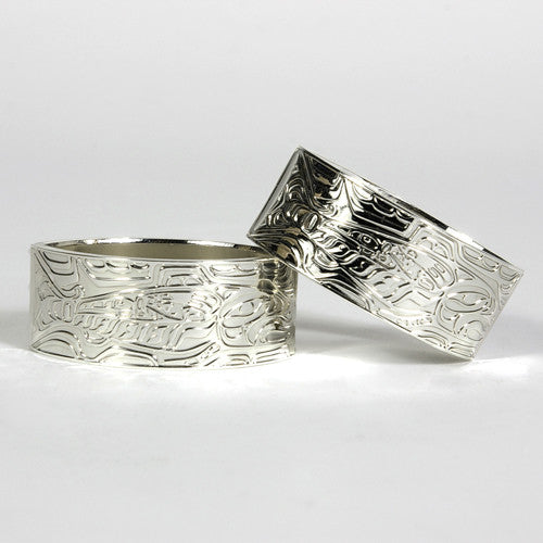 Oval Napkin Rings