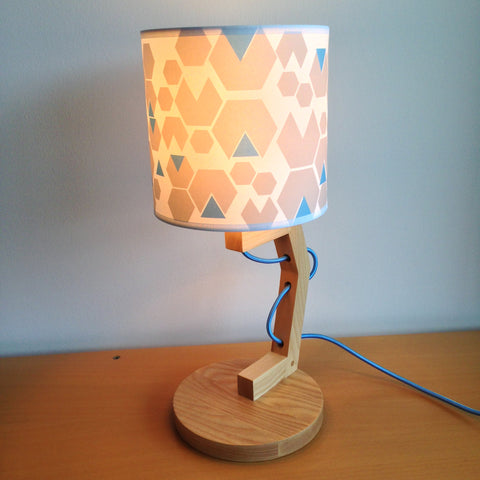 52 Range Table Lamp