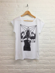 TH Gallery - Mister T - Femme-T shirt-Atelier Amelot