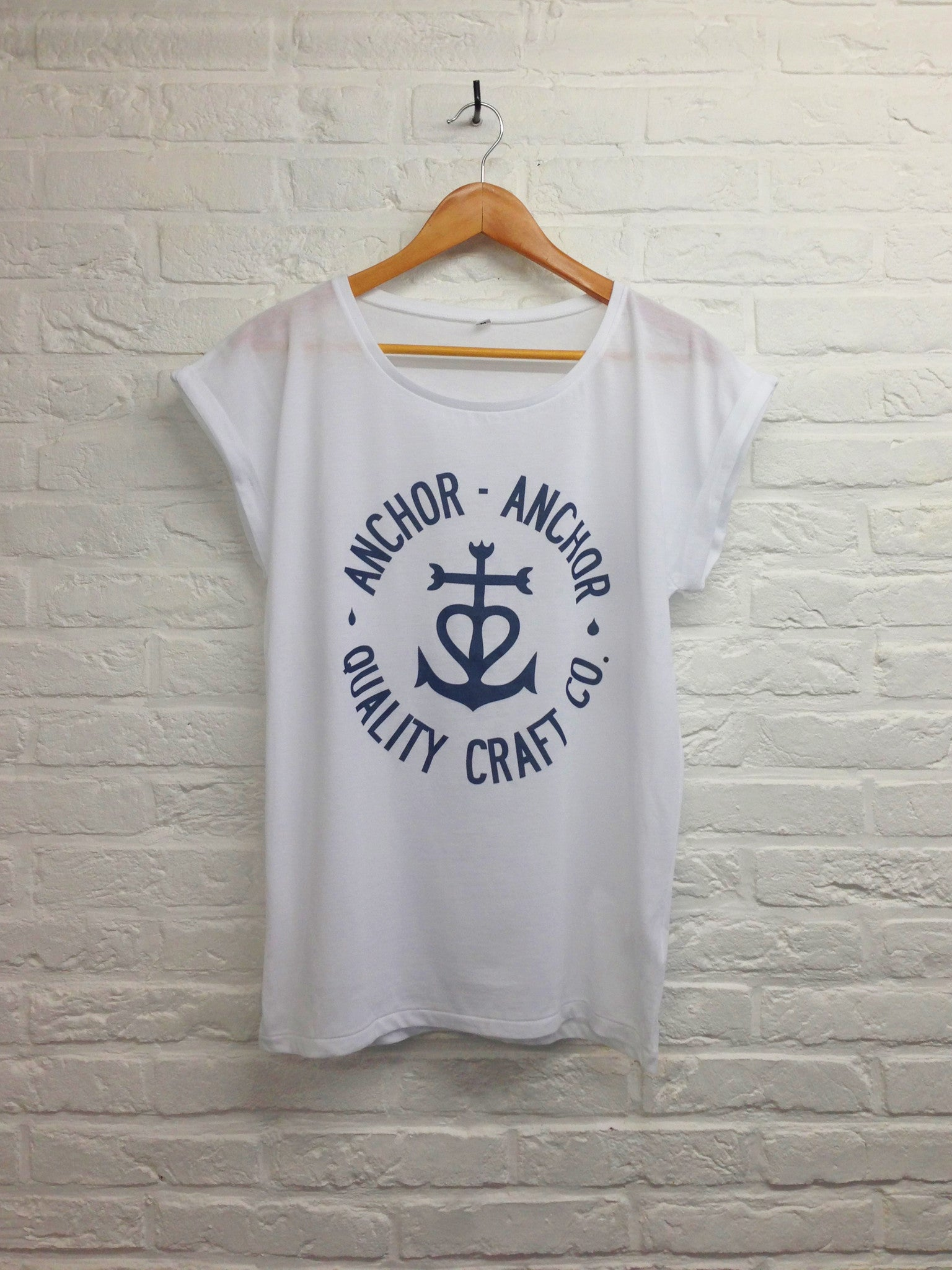 TH Gallery - Anchor Anchor - Femme-T shirt-Atelier Amelot