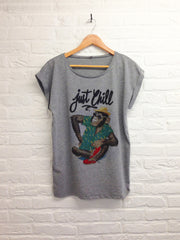 TH Gallery - Singe just chill - Femme-T shirt-Atelier Amelot