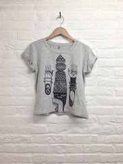 TH Gallery - Pattern B - Femme-T shirt-Atelier Amelot