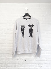 TH Gallery - A veces veo freaks - Sweat-Sweat shirts-Atelier Amelot